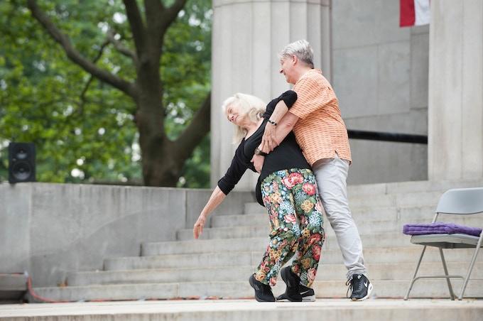 Ellen Graff and Chet Walker (from REVIVAL 2017)