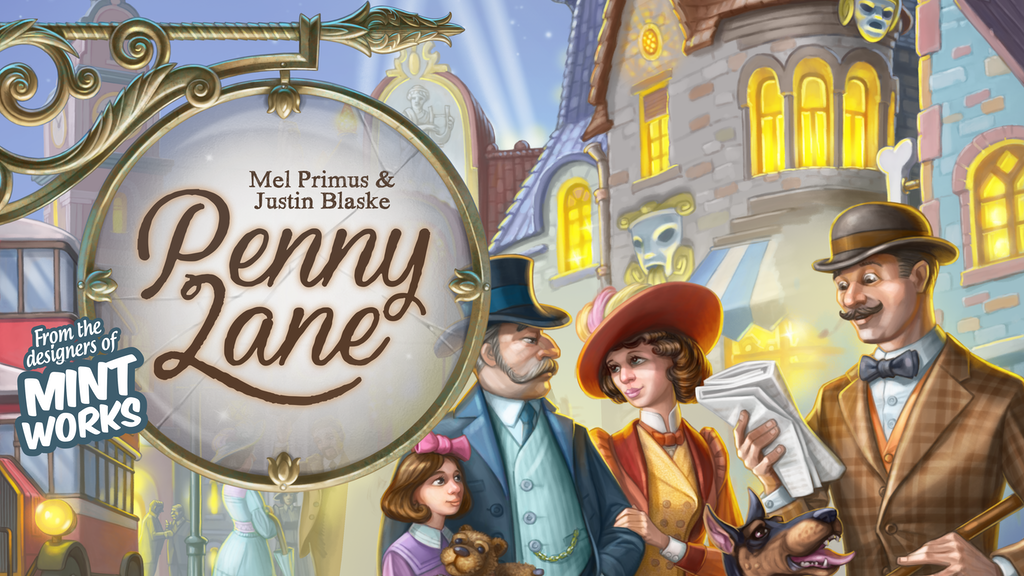 Penny Lane: A Charming Game of People and Pennies project video thumbnail