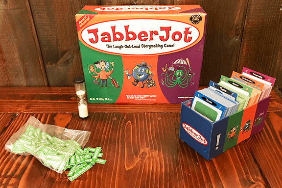 Prototype of JabberJot