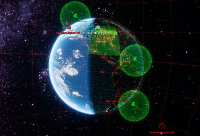 View the Defense grid to see your global coverage