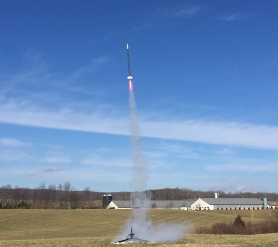 Hokie 0.25 launched in Maryland (April 2017).