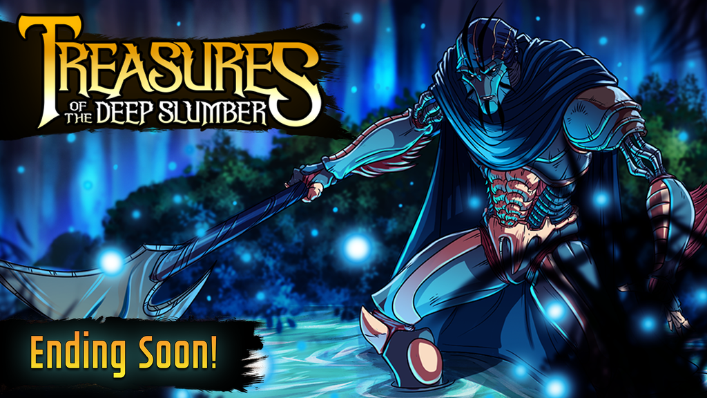 Treasures of the Deep Slumber: A New World of Adventure project video thumbnail