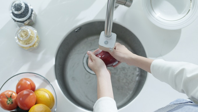 A truly healthy and innovative washing experience into every home