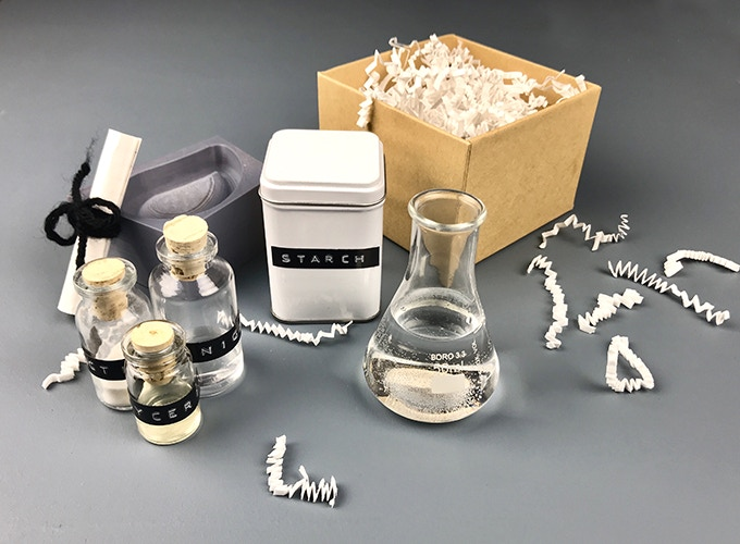 DIY Posti ~ Kits for making your own bioplastic at home!
