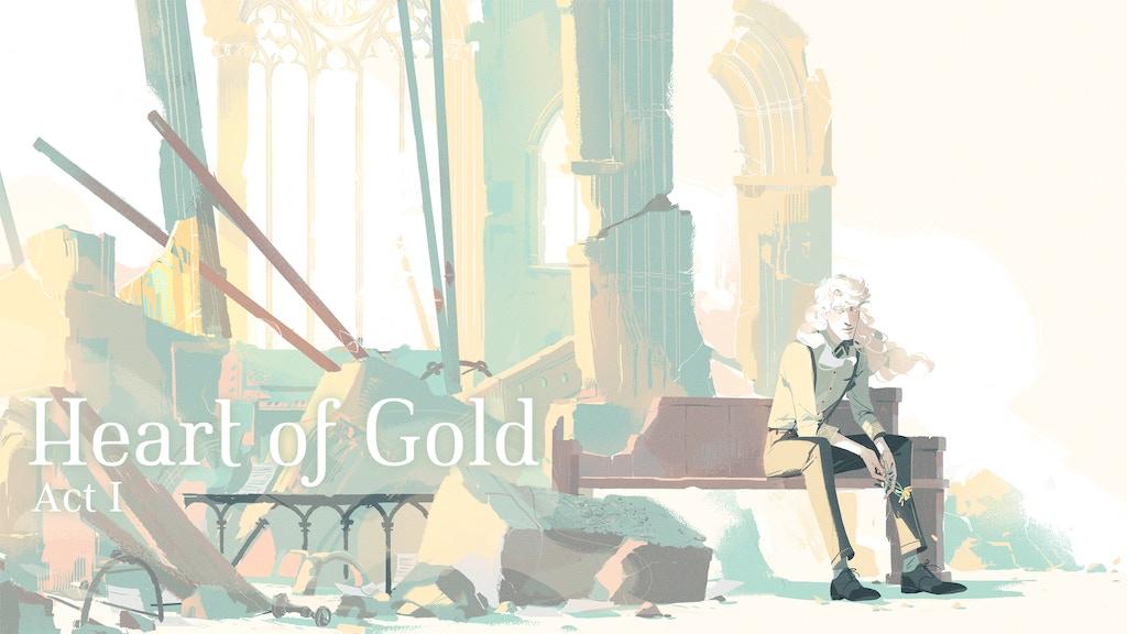 Heart of Gold: Volume I