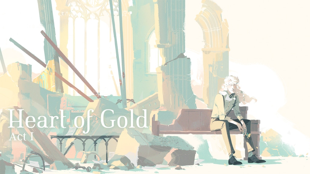 Heart of Gold: Volume I project video thumbnail