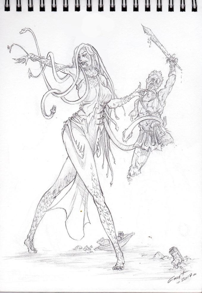Initial Medusa Design