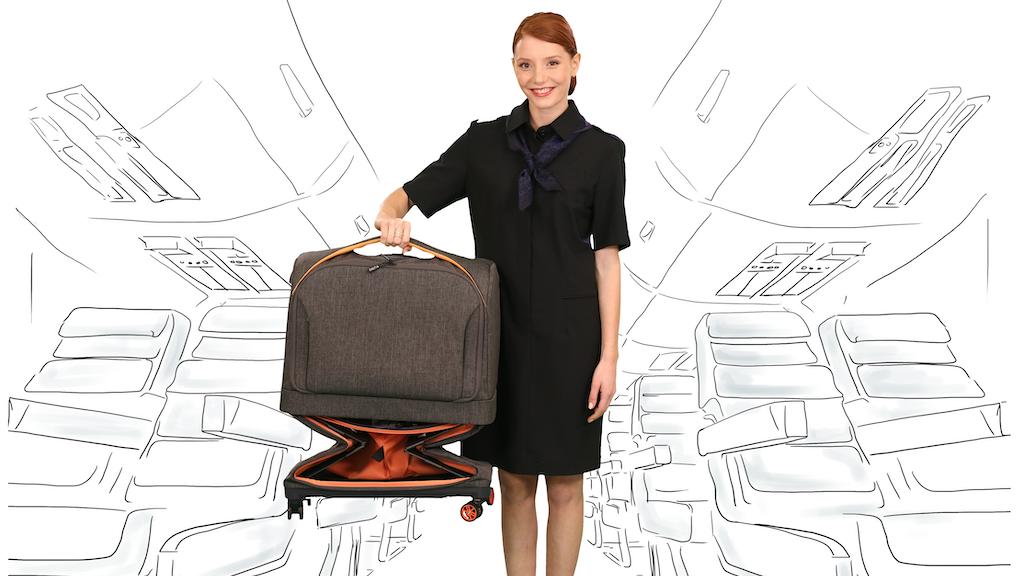 Rollux: The Most Versatile 2-in-1 Suitcase Around