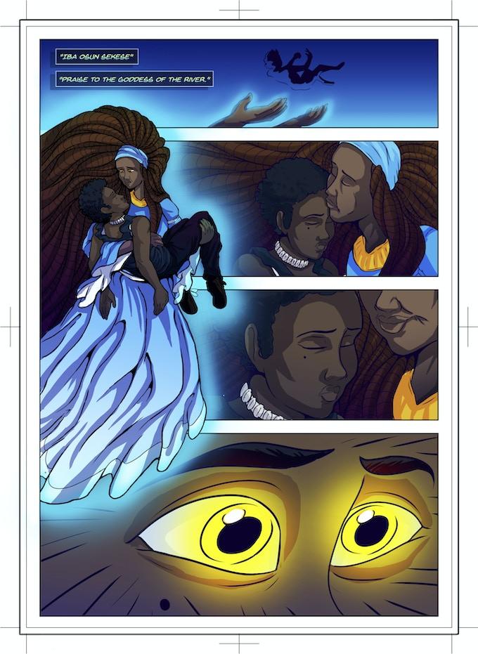 Osun by Ayomide Omobo — Kickstarter