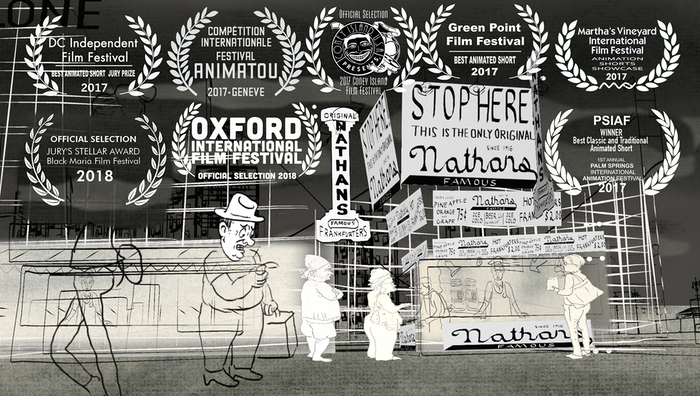 An animated documentary about New York City.