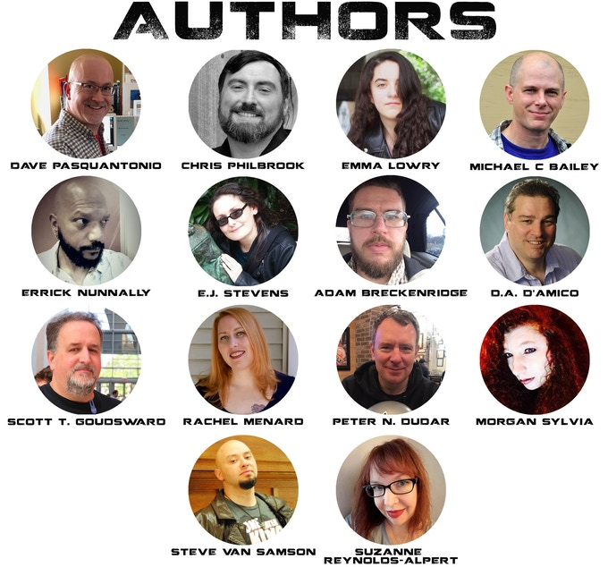 Fourteen Outstanding Sci-Fi, Fantasy & Horror Authors