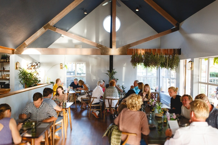 Ursa Minor is a new restaurant on Lopez Island, with food showcasing the farmers, fisherman and foragers of the San Juan Archipelago.