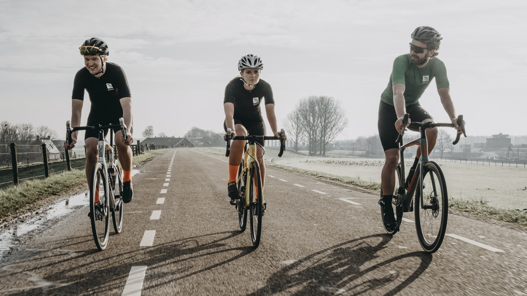 Lightweight, high quality cycling apparel. Made affordable. project video thumbnail