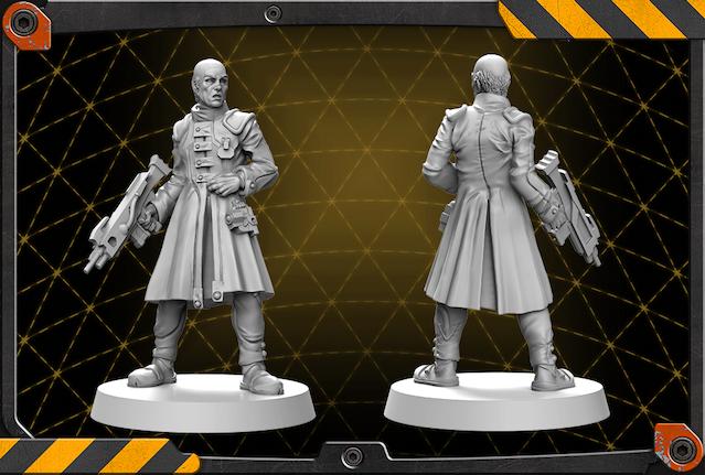 Markus figure 3D render.