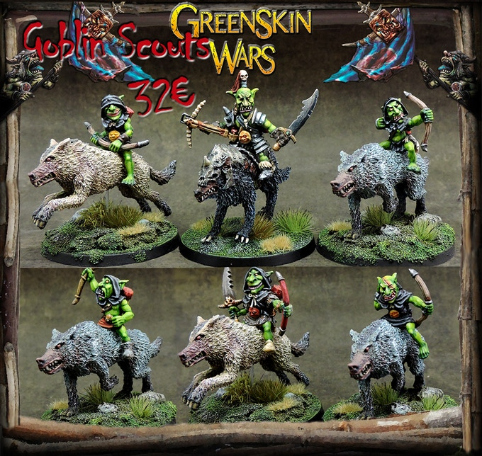 Goblin Scouts - click for HD pic