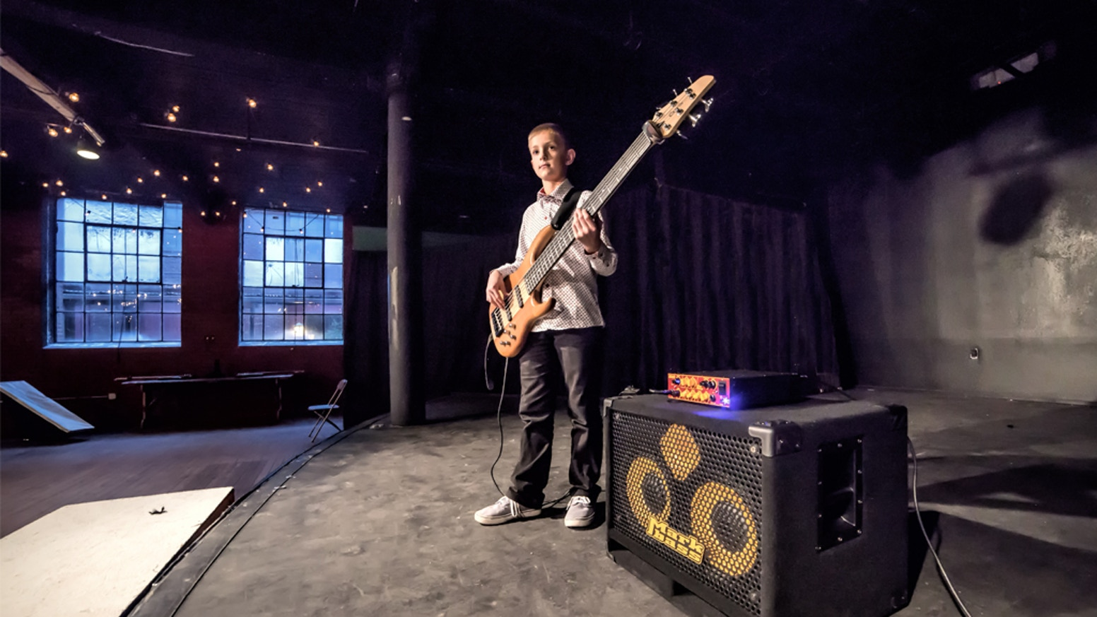 Bassist Gabriel Severn's Recording Debut by Gabriel Severn — Kickstarter