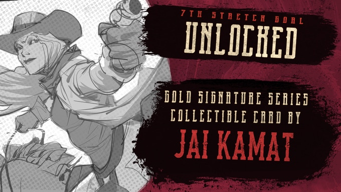 *This is Jai's layout. As soon as the card is finished I will update this and share it with the backers :)