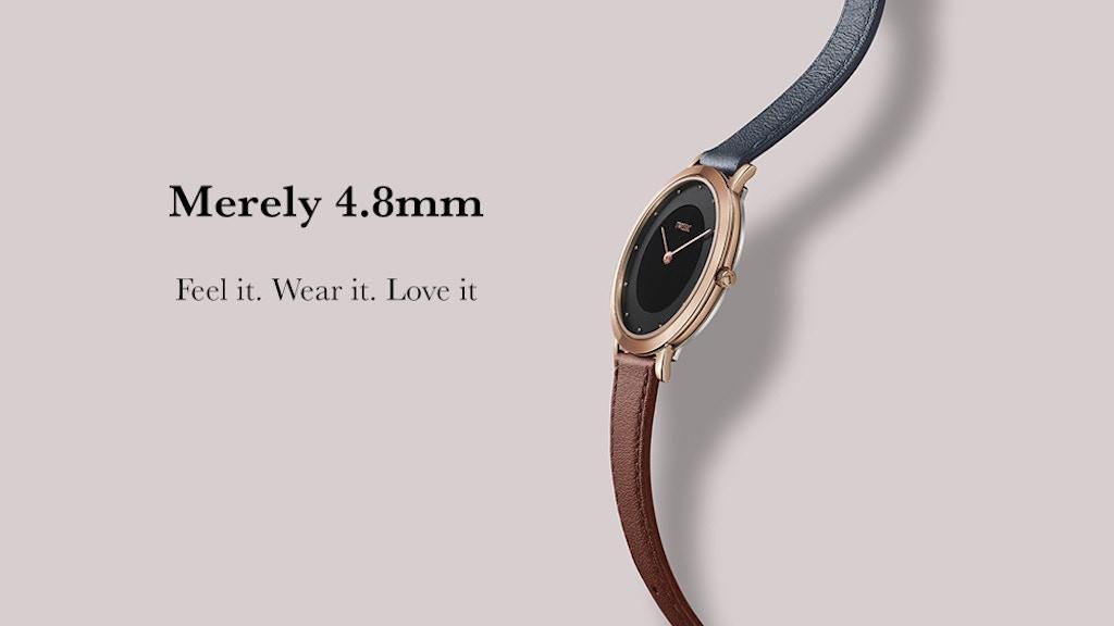 The revolutionary ultra-thin luxury watch by Twissic