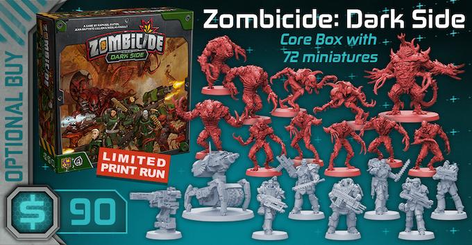 Zombicide Invader By Cmon Kickstarter