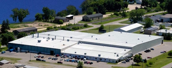 The Professional Grade Production Facility in Minnesota, USA