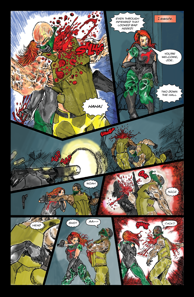 Emily Executioner Page 2