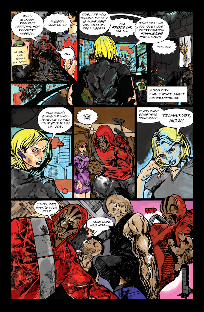 Emily Executioner Page 4