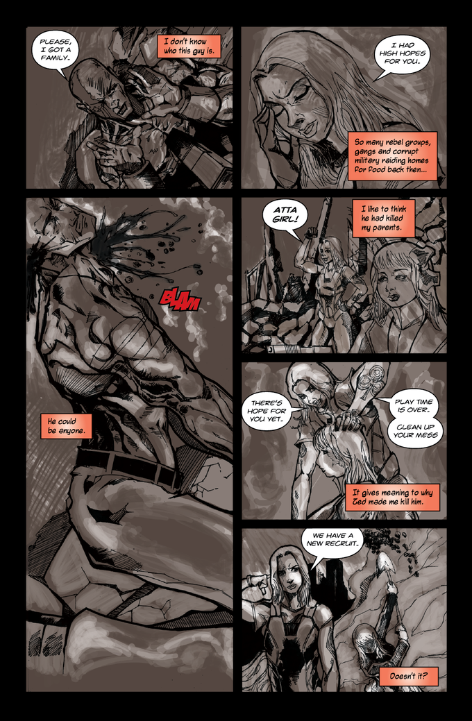 Emily Executioner Page 6