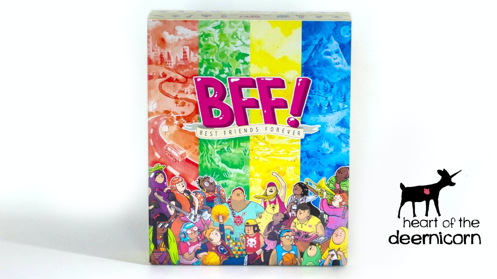 BFF! – The rpg of girlhood, friendship, and adventure project video thumbnail