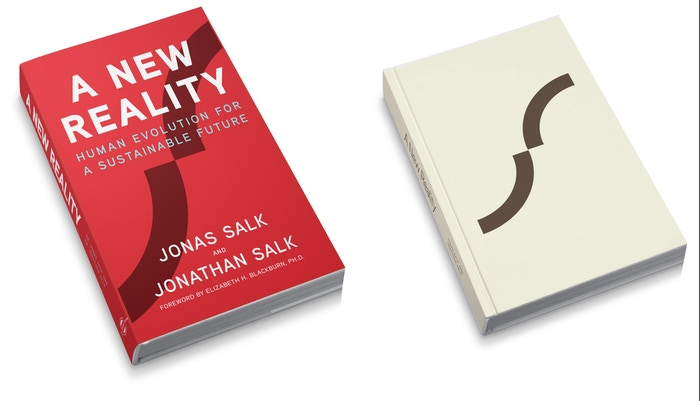 Jonas and Jonathan Salk's message of caution and hope for the 21st century. Go to our website for more information.  Available at Amazon, Barnes and Noble, Indiebound, and anewrealitybook.com