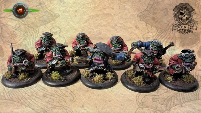 The Orc Crew £25