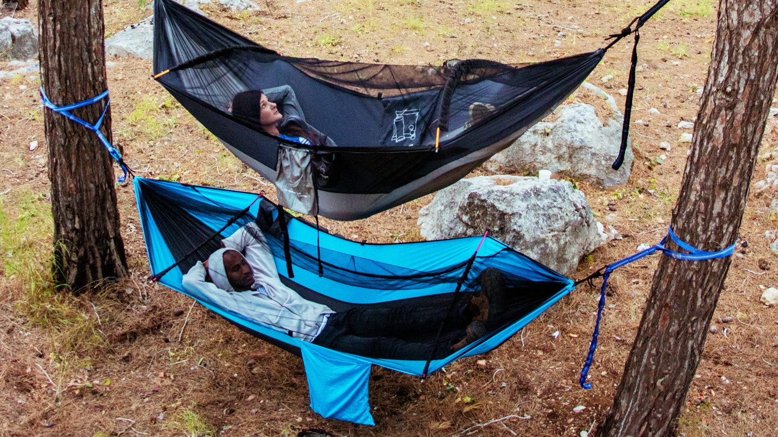 Koala is a light, super-designed hammock that we labored over like crazy so that you can relax to the max. By Crua Outdoors.
