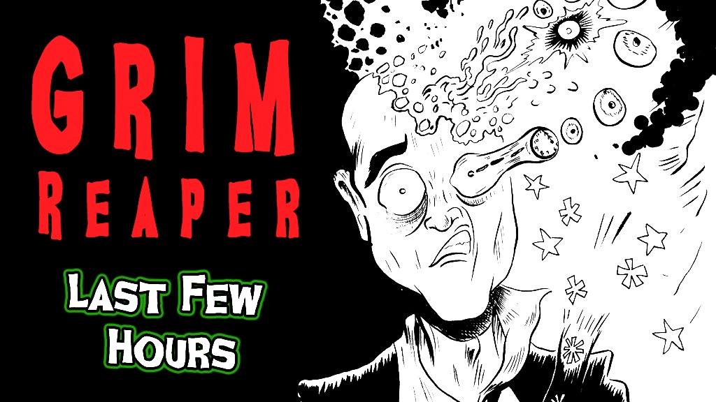 Grim Reaper By Oliver Mcneil Kickstarter