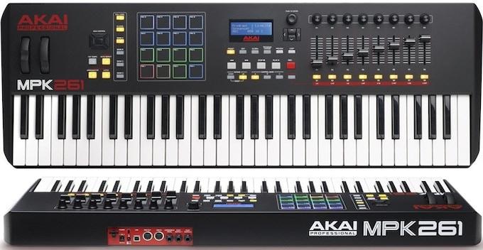 Akai Professional MPK261 61-Key