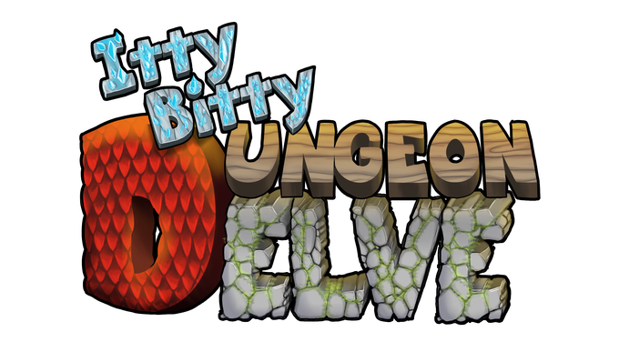 Click for the Itty Bitty Dungeon Delve v1.0 Rules and Free PnP