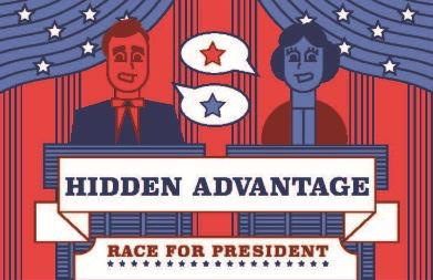 The Hidden Advantage Card Gives Each Candidate A Head Start