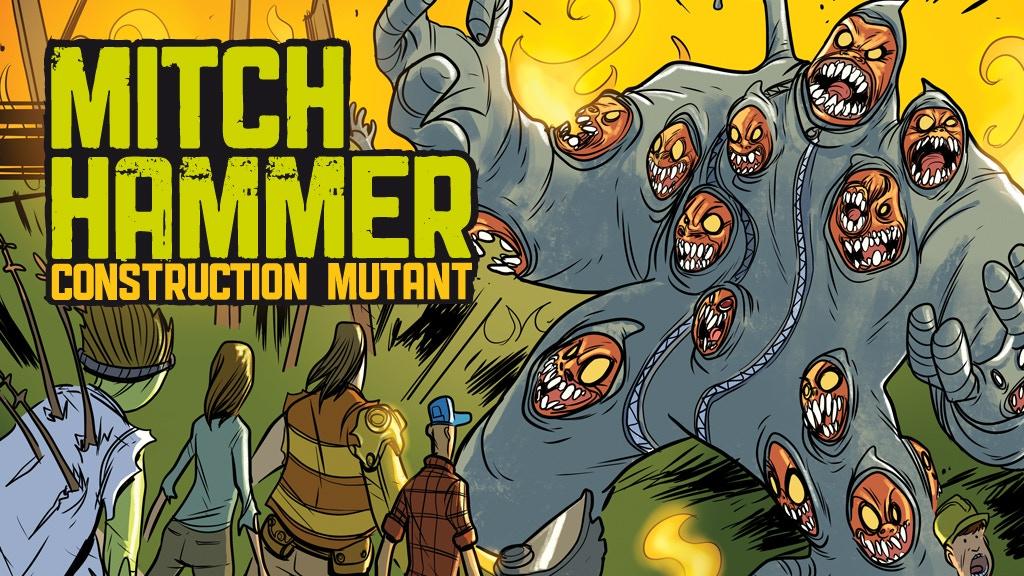 MITCH HAMMER: XXL issues 1-2