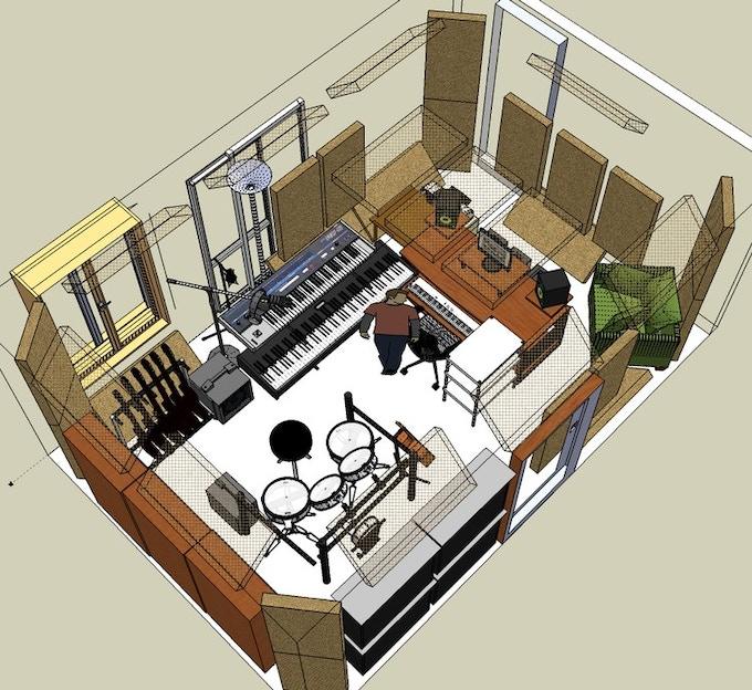 First Tier Studio Suite Configuration