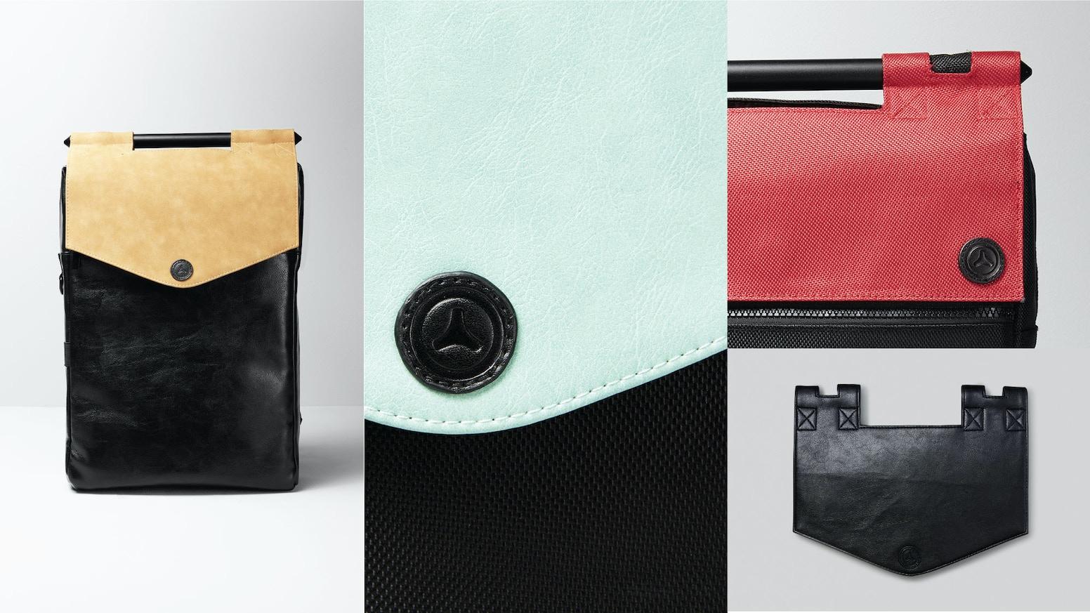 One bag. Two USB. infinite styles