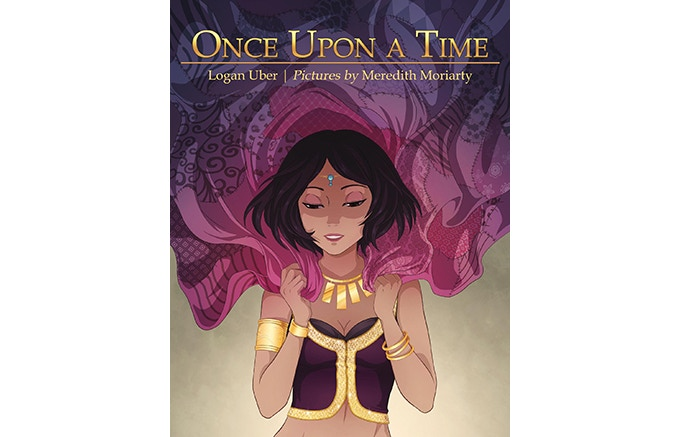 """Once Upon a Time"" cover by Meredith Moriarty"