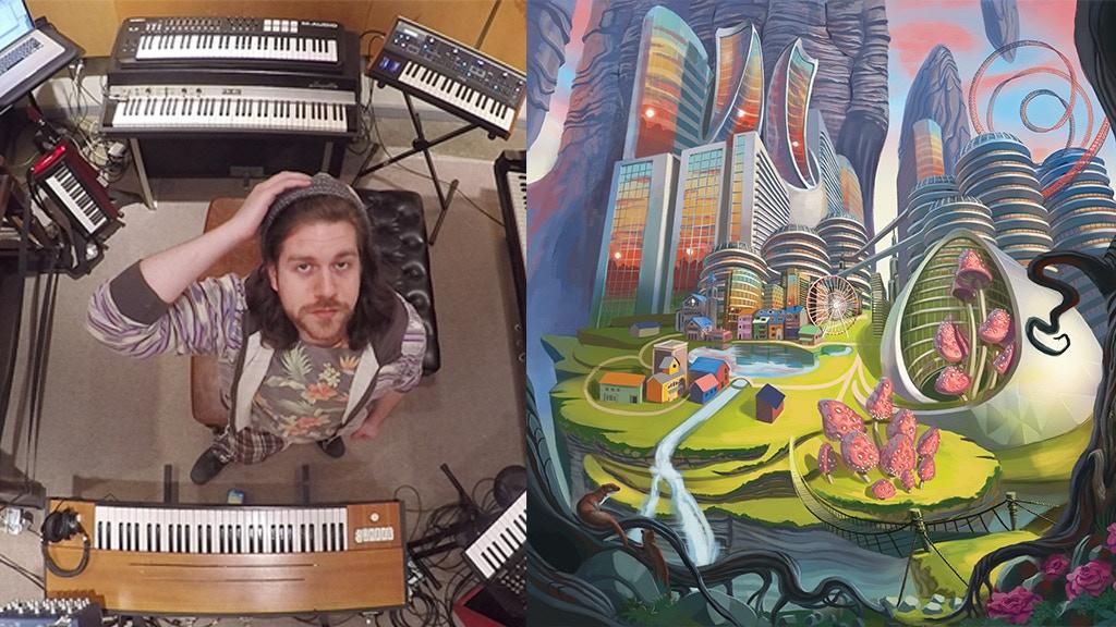 "Eitan Kenner's Debut Album: ""8Ball City"" project video thumbnail"