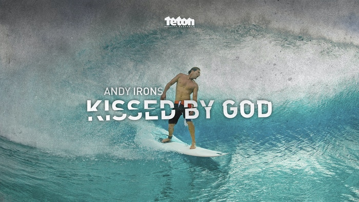 Andy Irons: Kissed By God. Coming soon. World premiere in LA on 05.02.2018, Hawaii on 05.06.2018, NYC on 05.10.2018. Nationwide release on 05.31.2018. Info and Tickets: TetonGravity.com/Andy