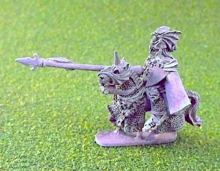 Letarion Gilfar, Elf Commander