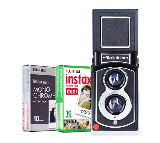 Films for Rolleiflex™ Instant Kamera
