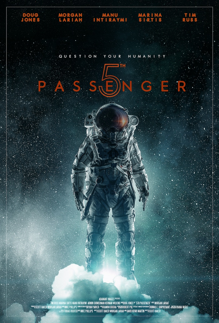 An original science fiction/horror feature film with cast members from Star Trek, Hellboy, and a Strong Female Lead!