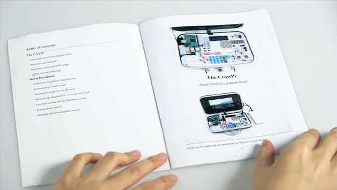 CrowPi User Manual