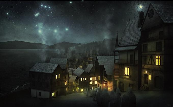 'The Festival' by Mihai Bila