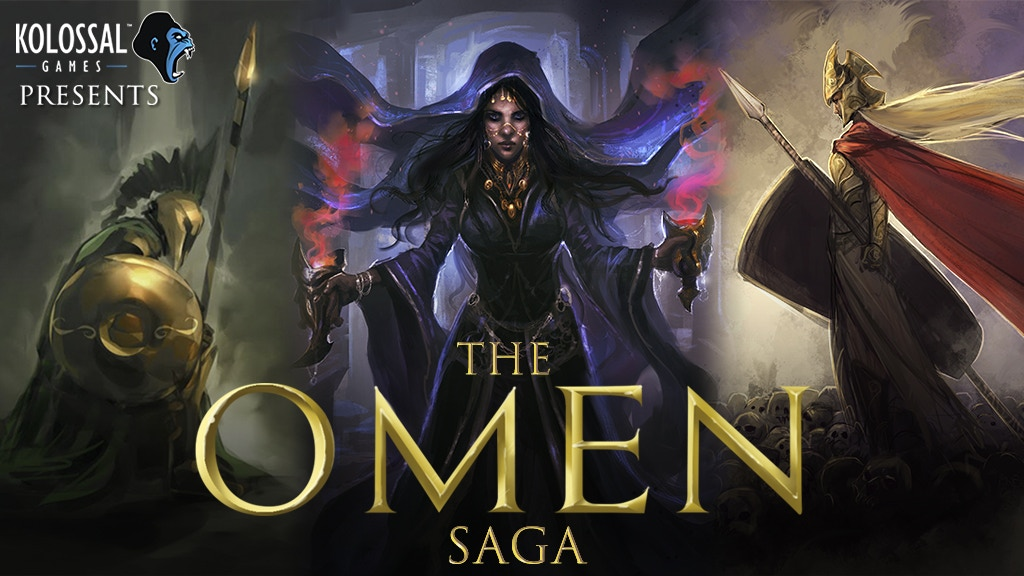 The Omen Saga project video thumbnail