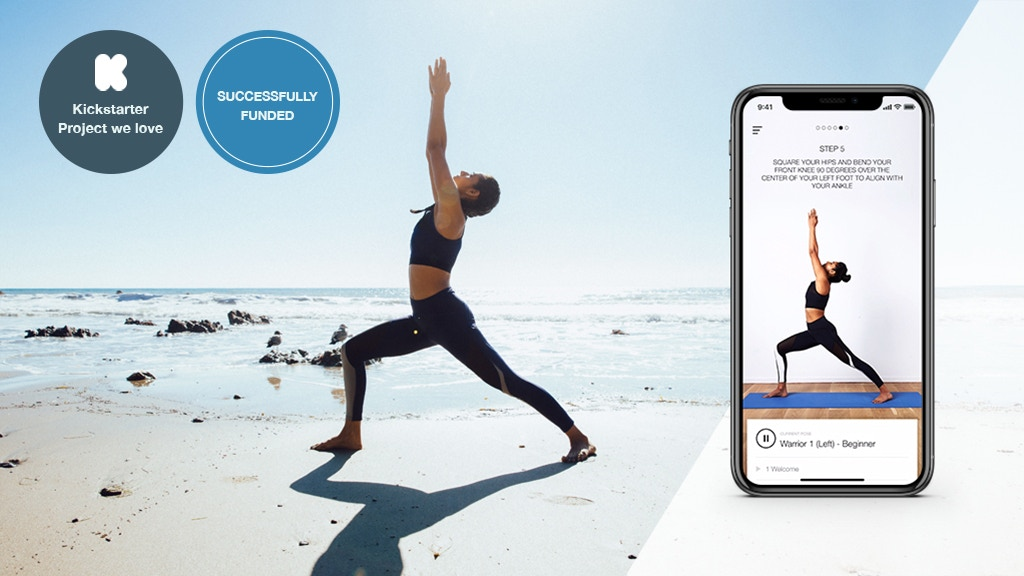 Nadi X - Smart Yoga Pants that Guide Your Form project video thumbnail