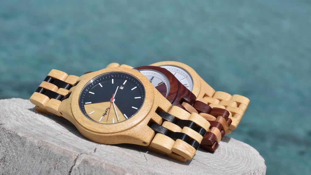 Hip&Pie | Wood watches