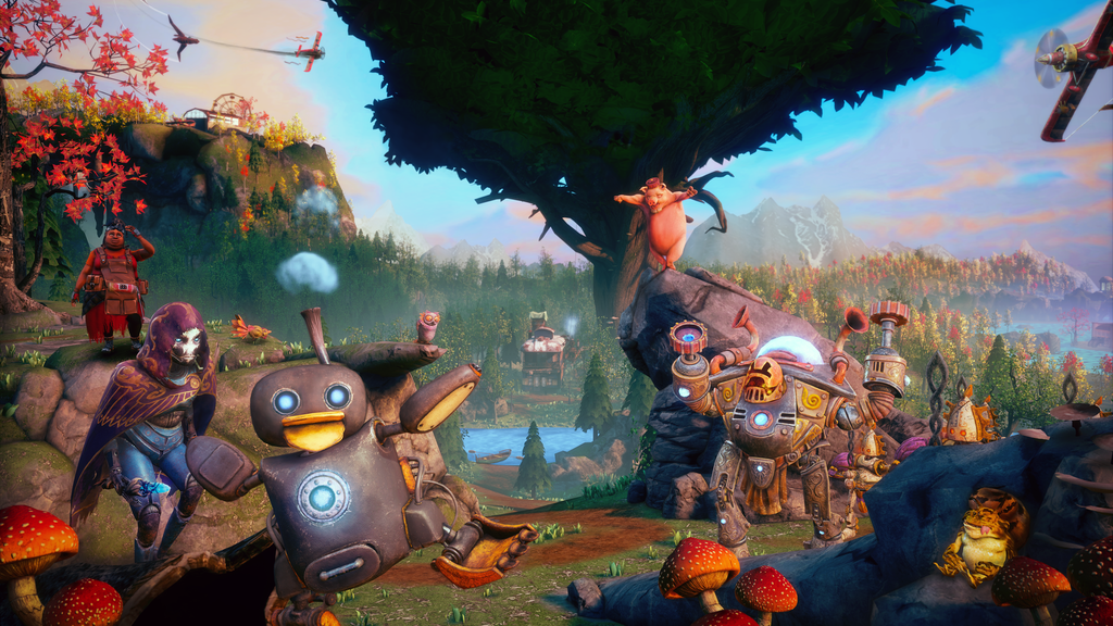 Chiaro and the Elixir of Life: A Virtual Reality Adventure project video thumbnail